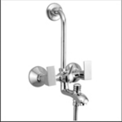 Wall Mixer 3-In1 With L Bend Scorpio