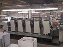 1999 Komori Lithrone 526 5 Color Offset Printing Machine