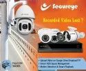 Analog And Digital Camera Secureye Security Cctv System, 10 To 15 M, For Outdoor