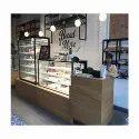 Aadwin Cakes Showcase Cabinet