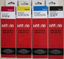 Infytone T664 Epson Compatible Ink Bottle Set