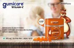 Vitamin C Gummies Orange Flavor