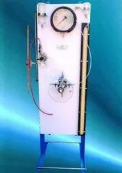 Rajco Bishop Pore-Pressure Apparatus