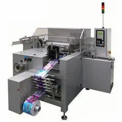 Semi Automatic Chocolate Packing Machine