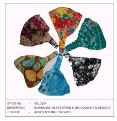 Mix Coloure & Designs Hairband