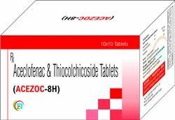 Acezoc-8H Tablets