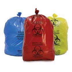 Bio Medical Garbage Bag 51Micron