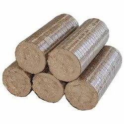 Industrial Sawdust Briquette