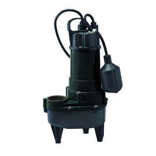 Kirloskar Three Phase 10 hp Sewage Submersible Pump