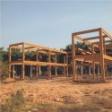 Steel Structures for Resorts