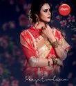Apple Pooja Exclusive Smart Weaving Silk Saree