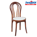 Beauty Super Teakwood White Chair