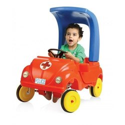 婴儿塑料甲虫汽车