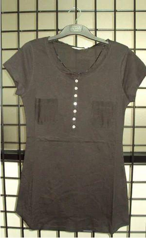 ada4f0d73 Ladies Wear - Ladies Brown Top Manufacturer from Tiruppur