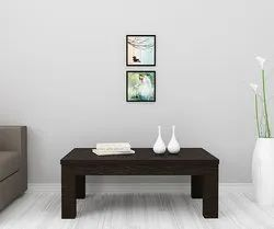Wooden Wood Center Table, For Home And Office
