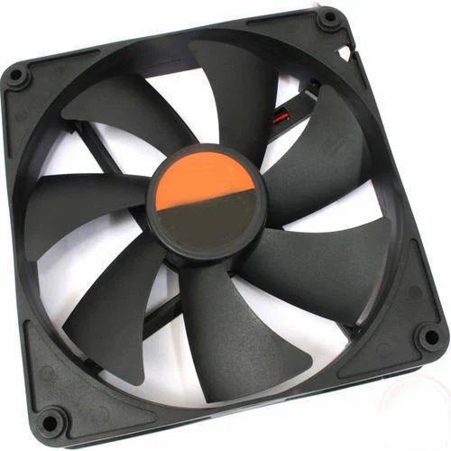 Black Rexnord Cooling Fan, 24V DC
