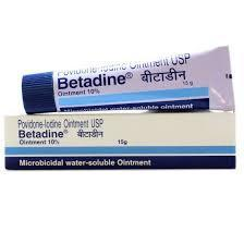 Betadine Cream