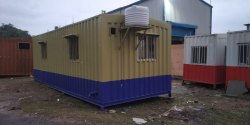 Mild Steel Office Container 26x10'x8.5'