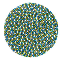 M. H. H. Carpets Designer Ball Carpet