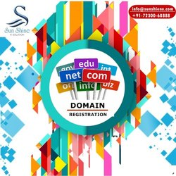 Domain Registration Services, With Online Support