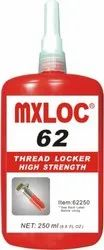 Mxloc 62 Thread Locker High Strength