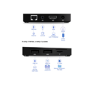 V6 RK3328 Quad-core Android7.1 TV Box