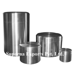 Ground Fennel Aluminum Canister