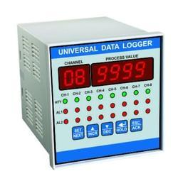 Universal Multichannel Data Logger