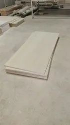 White Plain PVC sheet, Thickness: 7.5mm to 30mm, Size: Vary