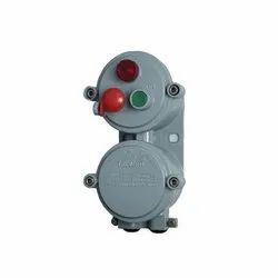 Explosion Proof Push Button Station