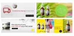 1 - 10 Days Soft Copy Website Banner Design Service