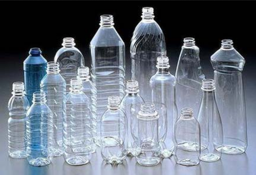 Transparent PET And Pet Bottles