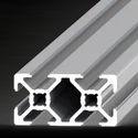 20 X 40 Mm Aluminum Profile