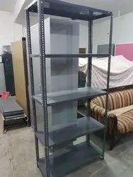 Light Weight Steel Rack 78 x 15 x 33 - 5 Shelf