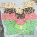 High Embroidered Blouses