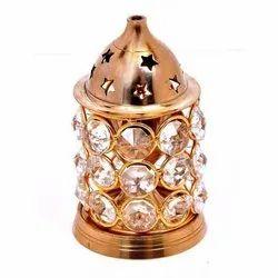 Brass Crystal Diva