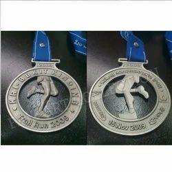 Round Medal