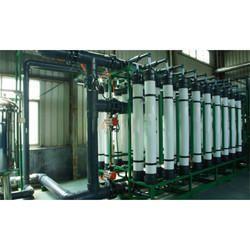 Industrial Ultrafiltration Plant