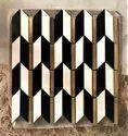 Mughal Inlay Art Marble Designer Inlay Flooring