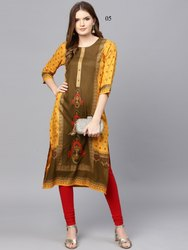 Best Digital Print Kurti