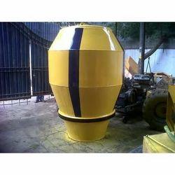 Self Loading Mobile Concrete Mixer Drum