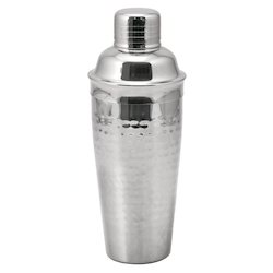 Cocktail Shaker,Stainless Steel Cobbler Shaker