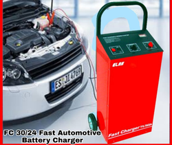FC 60-24 Elak Fast Automatic Chargers