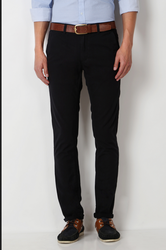 Peter England Black Trousers