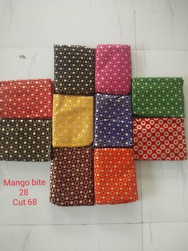 Mango Bite Blouse Fabric