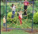SNS 345 Spider Web Playground Climbers
