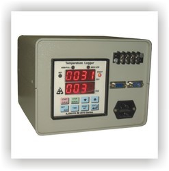 Two Channel Data Logger