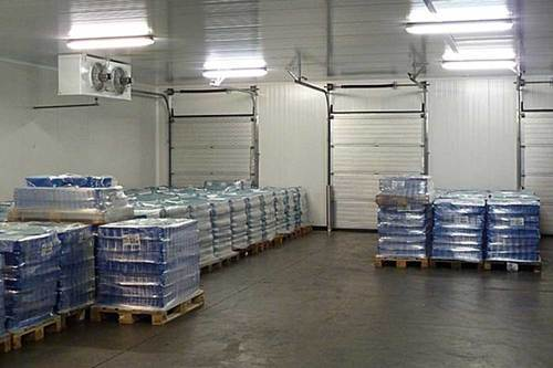 Cold Chain And Cold Store Setup & Cold Chain And Cold Store Setup in Mayapuri Industrial Area Delhi ...