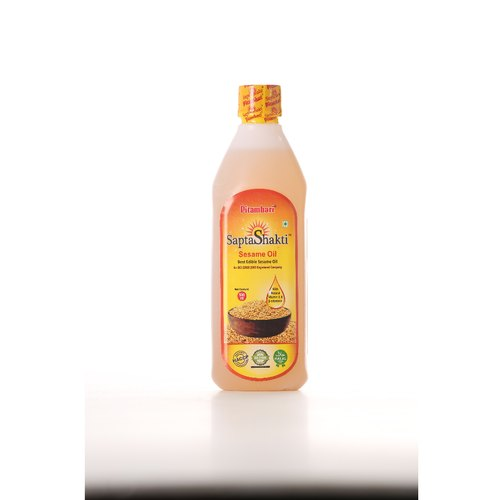 Pitambari Saptshakti Gingelly Oil
