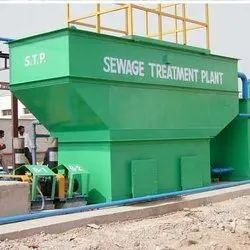 Sewage Treatment Plant For Apartments